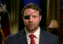 Dan Crenshaw rips Biden coronavirus tweet slamming Trump actions: 'Walls quite literally stop a virus'