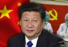 China reframes coronavirus narrative, touts Xi's accomplishments despite bodies piling up
