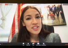 AOC rips coronavirus relief bill as 'completely insufficient,' calls for cash infusions, reimbursing students