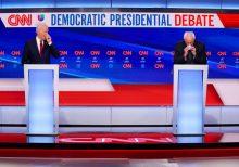 Biden, Sanders spar over 'Medicare-for-allAll' amid coronavirus pandemic