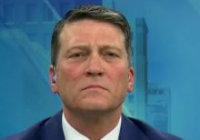 Dr. Ronny Jackson says Trump prevented American coronavirus pandemic on level of Italy, Iran