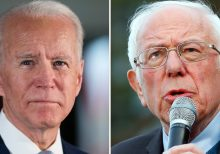Biden projected to win Florida and Illinois primaries, with polls set to close soon in Arizona