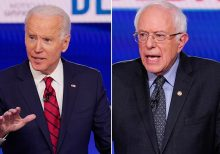 Sanders at crossroads, as Biden expands lead and coronavirus panic freezes election calendar