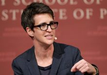 MSNBC's Maddow wants Trump kept off TV, blasts 'fairytale' news briefings