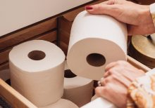 Toilet paper site claims it calculates how long your supply will last