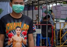 Kickboxing match in Bangkok leads to spike in coronavirus infections