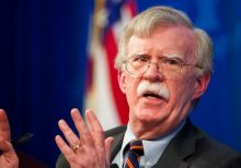John Bolton declares China 'responsible' for coronavirus outbreak, says world must hold them 'accountable'