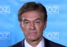 Dr. Oz offers coronavirus advice: 'Close the borders of your house'