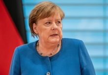 Germany's Angela Merkel in quarantine after doctor tests positive for coronavirus