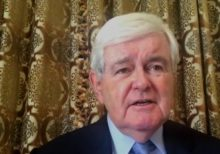 Gingrich: Pelosi, Schumer believe they can 'blackmail' Trump into accepting 'dumb ideas'