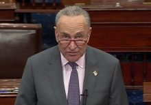 Expect a coronavirus stimulus agreement in Senate, Schumer says