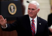 Pence calls out congressional Dems on coronavirus aid, says it's time to 'step up' and 'reach an agreement'