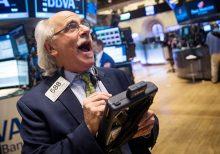 Stocks soar as Congress works toward $1.6T stimulus package