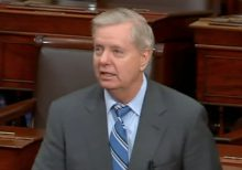 Coronavirus stimulus bill teeters again, as Graham lights into Dems' 'nickel-and-diming while people are dy...