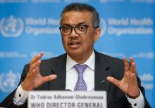 WHO chief's questionable past comes into focus following coronavirus response