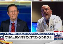 New Jersey doctor gives update on use of hydroxychloroquine, remdesivir on coronavirus patients