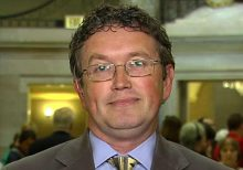 Thomas Massie defends ill-fated coronavirus bill maneuver: 'I was just standing up for the Constitution'