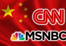 China's government-run propaganda video includes CNN, MSNBC journalists, Hillary Clinton, celebs