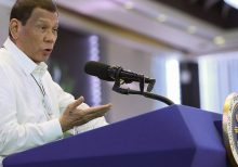 Duterte warns those who violate coronavirus lockdown will be shot dead