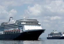 Holland America cruise ship Zaandam disembarks at Florida port, mayor calls it 'a humanitarian solution'