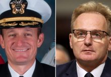 USS Theodore Roosevelt commanding officer relieved of duty, acting Navy secretary announces