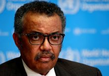 WHO director faces calls for resignation over handling of coronavirus, China