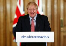 Dr. Marc Siegel on Boris Johnson's coronavirus battle: Persistent fever, breathing troubles 'concerning'