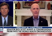 Sen. Rick Scott blasts WHO over its 'work for Communist China,' calls for congressional probe