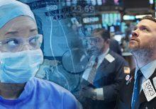 Stocks rally amid signs coronavirus is plateauing