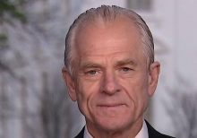 White House trade adviser Peter Navarro calls WHO chief one of China's 'proxies' at the UN