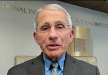 Fauci on US after coronavirus: No shaking hands 'ever again'
