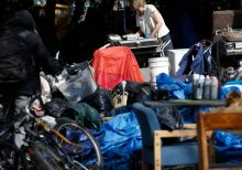 San Diego's move to shelter homeless in convention center will create coronavirus 'powder keg,' activist warns