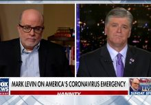 Mark Levin reveals the questions he'd like the coronavirus task force to answer