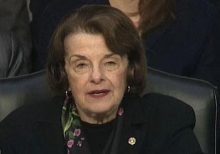 Feinstein urges Trump to reverse plan to block Iran request for $5B in IMF aid, claims it is in 'our nation...