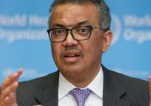 Petition calling for WHO boss Tedros to resign nears 1M signatures