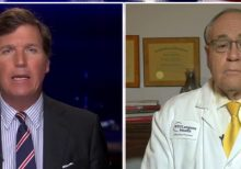Dr. Marc Siegel takes rapid COVID-19 test live on 'Tucker Carlson Tonight'