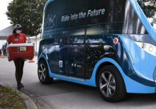 Florida Mayo Clinic using autonomous vehicles to transport coronavirus tests