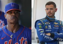 New York Mets' Marcus Stroman challenges Kyle Larson to UFC fight over racial slur