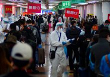 Chinese epicenter Wuhan raises number of virus dead by about 50 percent