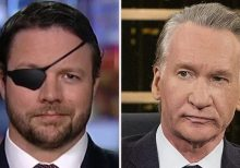 Crenshaw, Maher clash over Trump: Is goal to make president 'look bad' or 'get to the truth'?