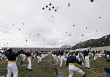 Thunderbirds honor coronavirus responders in Colorado with 'completely amazing' flyover