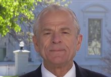 Peter Navarro: China 'cornered' the personal protective equipment market and 'is profiteering' during coron...