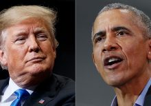 Trump video mocking Obama's Biden endorsement outpaces viewership of Obama address within hours