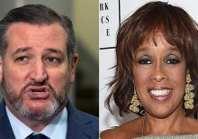 Ted Cruz mocks CBS News' Gayle King for telling Stacey Abrams she's 'extremely qualified' to be Biden's VP ...