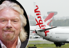 Richard Branson fights to save travel, tourism empire