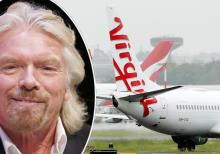 Richard Branson fights to save travel, tourism empire