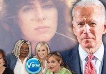 'The View' ignores Tara Reade's Biden allegations after championing Kavanaugh accusers
