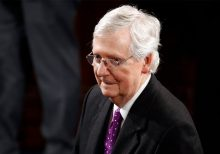 McConnell says Senate 'not interested' in sending money to states trying to 'take advantage' of coronavirus