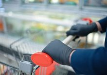 Spreading coronavirus? Why wearing gloves to supermarket isn't helping