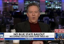 Greg Gutfeld slams dispute over state bailouts, says lawmakers 'falling back into the same mistakes'